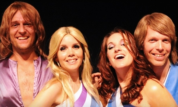 "ABBA the Concert - Downtown: $16 for One Ticket to ""ABBA the Concert"" at Pier Six Pavilion ($32 Value)"