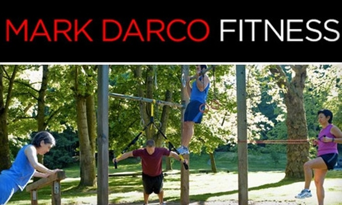 Mark Darco Fitness - Gowanus: $35 for Five One-Hour Boot-Camp Classes from Mark Darco Fitness (Up to $100 Value)