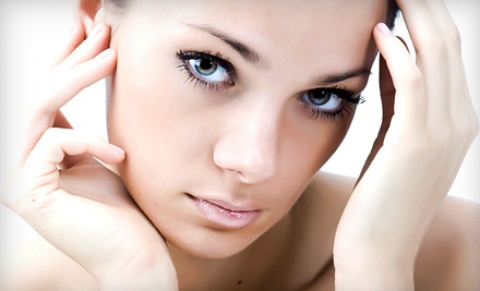 1 Full-Facial Threading (a $30 value) - Shamsi Salon in Greenwood Village