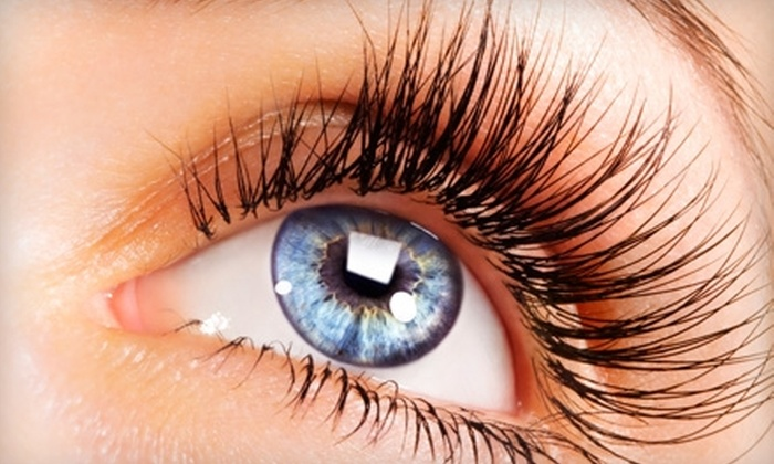 Ecobel Day Spa - North Buckhead: $150 for a Full Set of Eyelash Extensions at Ecobel Day Spa ($350 Value)