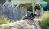 The Badlandz Paintball Field - Crete: Paintball Outing with Equipment and Paintballs for One or Four at The Badlandz Paintball Field in Crete (Up to 54% Off)