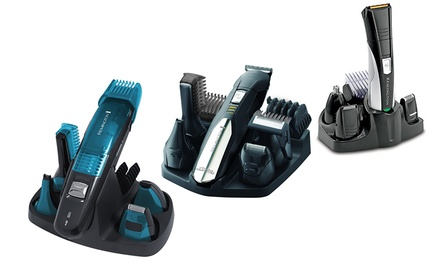 remington grooming kit from aed 169 up to 50 off. Black Bedroom Furniture Sets. Home Design Ideas