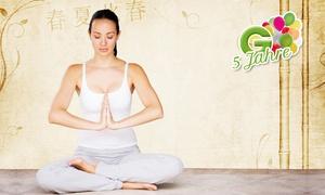 Yoga Chandra: 3er- oder 6er-Karte für Yoga-Kurse bei Heilpraktikerin Stefanie Busch ab 14,90 € (bis zu 70% sparen*)
