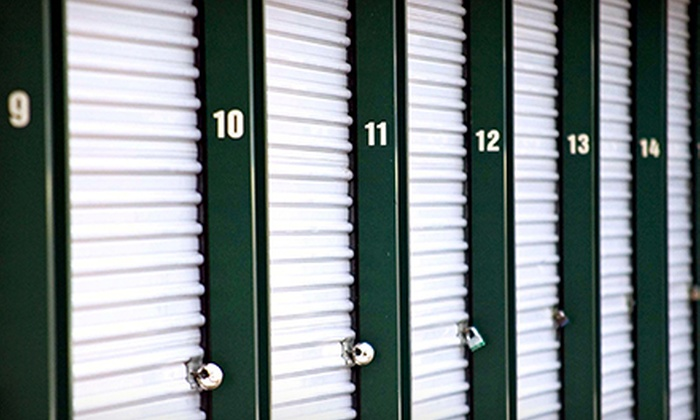 EZ Box Tidewater - Newport News: $75 for $149 Worth of Storage-Space Rental at EzBox Tidewater