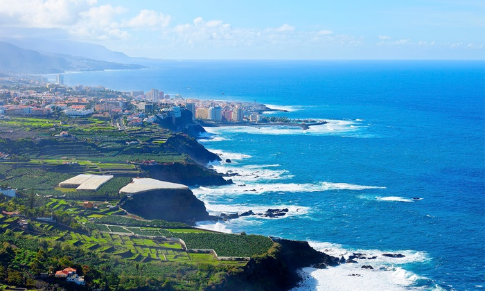 Tourismile a groupon getaways - Europcar puerto de la cruz ...