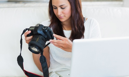 $24.99 for a Five-Course Photography-Skills Bundle from Adobe KnowHow ($255 Value)