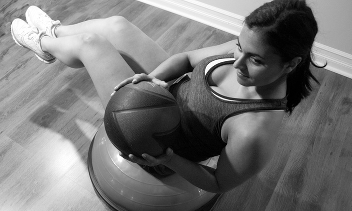 Denise Verutis - Personal Training - Guelph: Two, Four, or Six 60-Minute Personal Training Lessons (Up to 76% Off)