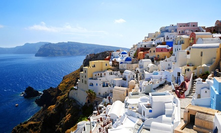 11-Day Greece Vacation with Round-Trip Airfare from Keytours Vacations. Price/Person Based on Double Occupancy.