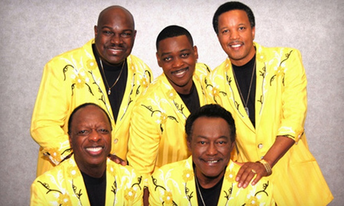 The Spinners - Casino Miami Jai-Alai: The Spinners Concert for Two at Casino Miami Jai-Alai on Saturday, April 20, at 9 p.m. (Up to 59% Off)