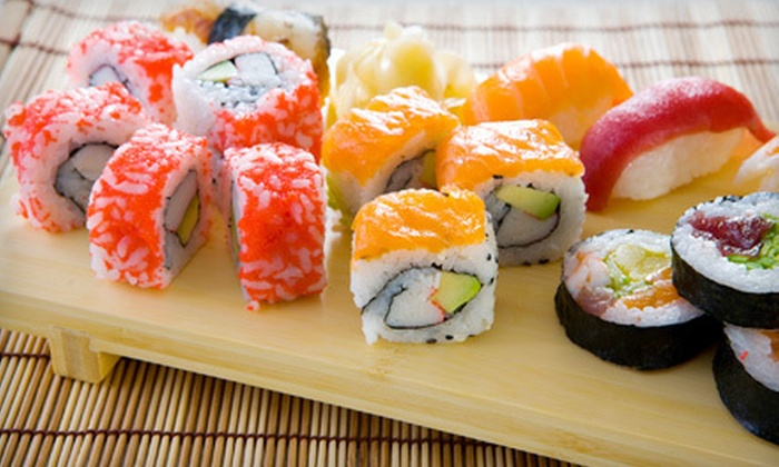 Machi Sushi Bar - Rittenhouse Square: Sushi and Japanese Dinner Cuisine for Two on Friday–Sunday or Monday–Thursday at Machi Sushi Bar (Up to 59% Off)