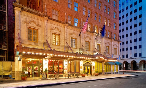 Historic 4-Star Hotel in Houston - Houston: Stay at a 4-Star Hotel in Houston, with Dates into December