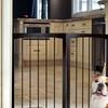 Animal Planet Folding Wooden Pet Gate