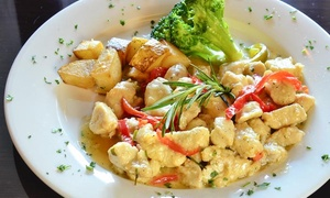 Italian Food For Takeout Or Delivery Or A Lunch For Two At Bella Nonna Restaurant And Pizzeria (up To 49% Off)
