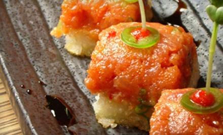 $20 Groupon to Kaizen Fusion Roll & Sushi - Kaizen Fusion Roll & Sushi in Henderson