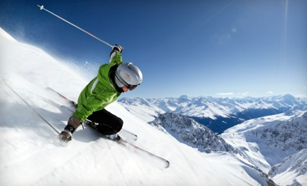 $80 Groupon to ski AK - ski AK in Anchorage