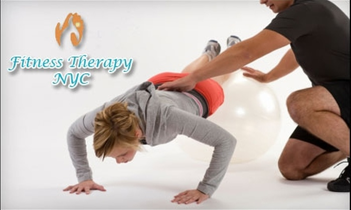 Fitness Therapy NYC - Midtown South Central: $59 for 12 Boot-Camp Sessions at Fitness Therapy NYC