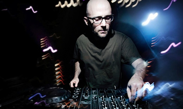 Moby - SoDo: One Ticket to See Moby at the Showbox SoDo on September 30 at 9 p.m. (Up to $25 Value)