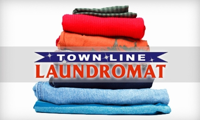 Town Line Laundromat - Rocky Hill: $20 for $40 Worth of Wash, Dry, and Fold Services at Town Line Laundromat in Rocky Hill
