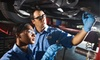 A + Automotive - Indianola: $30 for a Wheel Alignment and 27-Point Inspection at A+ Automotive in Indianola ($59.95 Value)