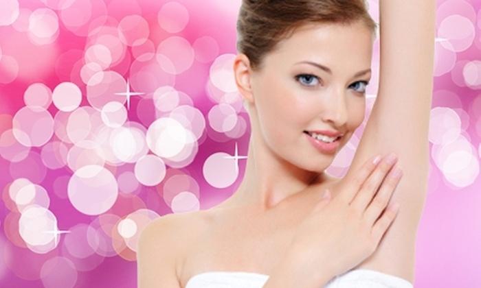 Novi Laser & Aesthetic Center - Novi: $149 for Six Laser Hair-Removal Treatments at Novi Laser & Aesthetic Center (Up to $875 Value)