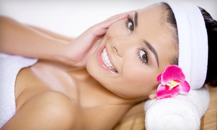 Tan du Soleil Day Spa - Southeast Boise: $79 for Spa Day with Swedish Massage, European Facial, and Mani-Pedi at Tan du Soleil Day Spa ($165 Value)
