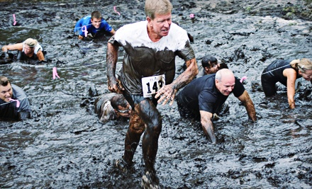 1 Entry to the FL.ROC Obstacle Challenge and Mud Run  - FL.ROC Running Obstacle Challenge in Jacksonville