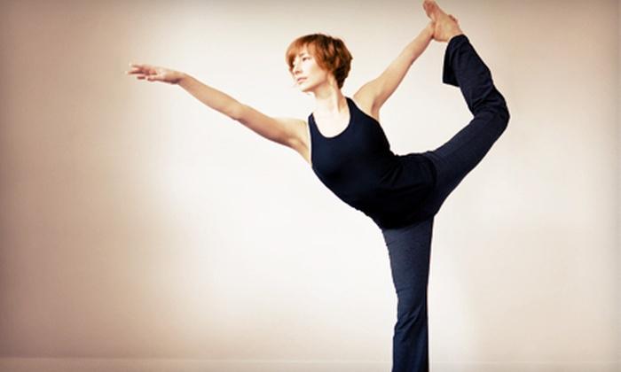 Verona Yoga and Wellness Center - Verona: Yoga or Belly-Dance Classes at Verona Yoga and Wellness Center (Up to 79% Off). Three Options Available.