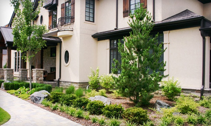 Great Lakes Landscape Design - Bloomfield Village: $99 for a Spring Yard Cleanup from Great Lakes Landscape Design ($360 Value)