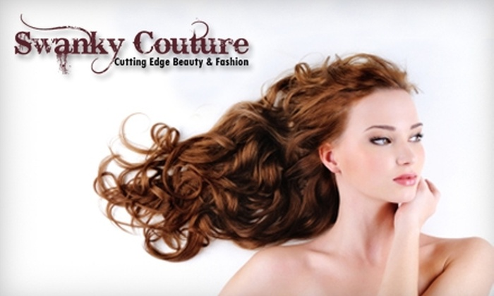 Swanky! Couture and Salon - Puyallup: $50 for $100 of Salon and Spa Services at Swanky! Couture and Salon