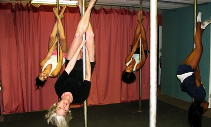 Balera Studio - Bakersfield: Pole-Fitness Course or Pole Party at Balera Studio. Two Options Available.