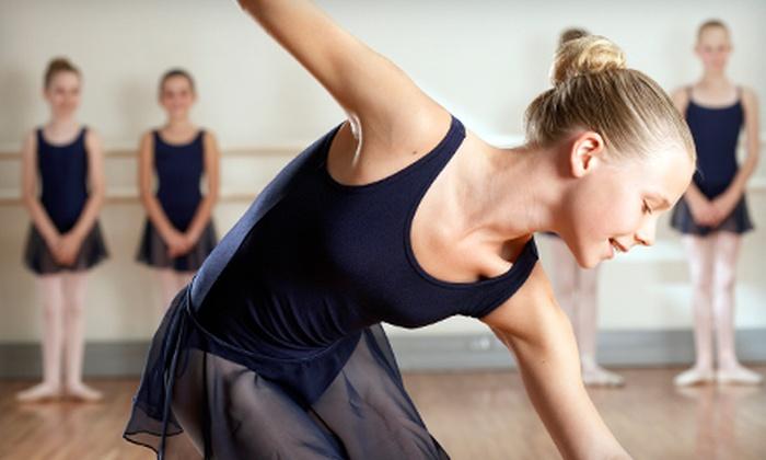 Colleen's Studio of Dance Arts - Denham Springs: $30 for One Month of Dance Classes at Colleen's Studio of Dance Arts in Denham Springs (Up to $90 Value)