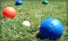 Up to 63% Off Capital Bocce League Registration