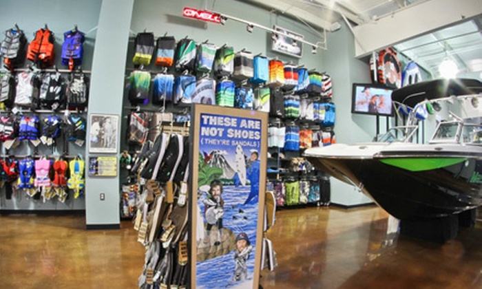 Action Water Sports - Hudsonville: $15 for $30 Worth of Water-Sports Gear and Apparel at Action Water Sports