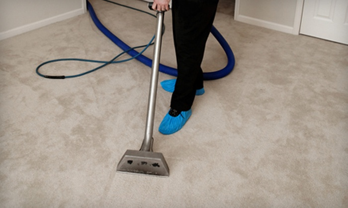 Quick-Kleen Home Services - West Deer: Steam Cleaning for Sofa or Carpeting in Two or Five Rooms from Quick-Kleen Home Services (Up to 67% Off)