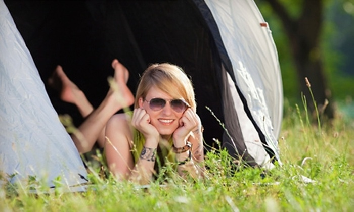 Thousand Trails - Multiple Locations: $75 for Six Nights of Tent Camping in California, Washington, or Oregon from Thousand Trails ($150 Value)