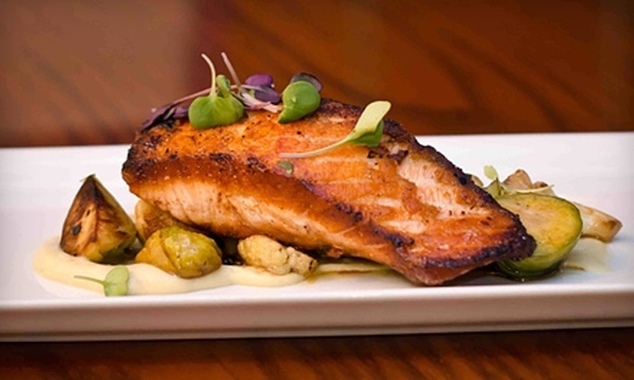 Café Med - Chicago: $25 for $50 Worth of Contemporary American Fare at Café Med