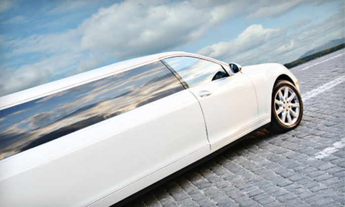 Showcase Limousines - University: $69 for a Two-Hour Limousine Ride for Up to Nine Passengers from Showcase Limousines (Up to $198 Value)
