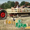 Fall on the Farm - Hamilton: $8 for Unlimited Corn-Maze Admissions and Hayrides for Two People at Fall on the Farm in Loveland (Up to $16 Value)