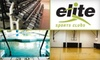 Elite Sports Clubs  - Multiple Locations: $39 for Three One-Hour Beginner/Refresher Tennis Lessons at Elite Sports Clubs (Up to $120 Value)
