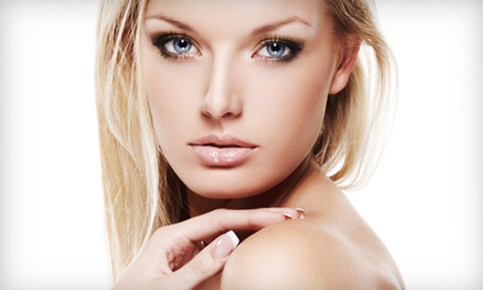 New Concepts Med Spa - Oaks: $199 for Complete Collagen Induction and Red-Light Skin Rejuvenation at New Concepts Med Spa in Oaks ($474 Value)