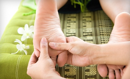 70-Minute Dreamtime Body Tao Massage (a $45 value) - Lotus Foot Massage in Los Angeles