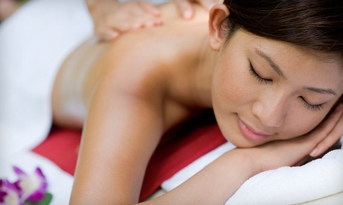 Stress Busters Massage Therapy - Beal Parkway: $35 for a Mini Retreat Spa Package ($70 Value) or $67 for a Couples Swedish Massage (Up to $135 Value) at Stress Busters Massage Therapy