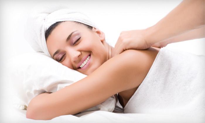 Sole' Salon & Spa - Elk Grve: 90-Minute Massage or 60-Minute Massage with Body Polish at Sole' Salon & Spa in Elk Grove