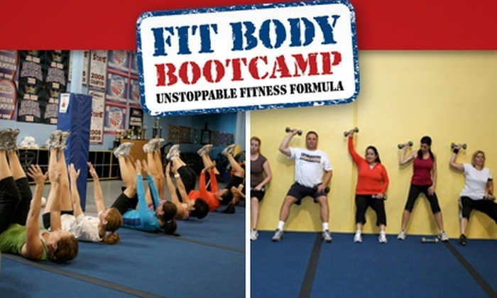 Fit Body Bootcamp  - Moore: $20 for One Month of Fit Body Bootcamp ($197 Value)