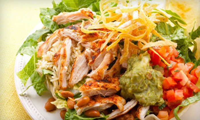 Costa Vida - Multiple Locations: $10 for $20 Worth of Mexican Fare at Costa Vida. Two Locations Available.