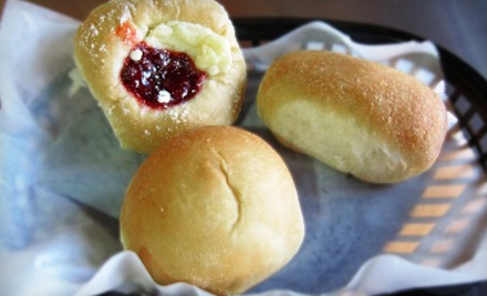 Breakfast for 2 (up to a $14 value) - Kolache Stop in San Antonio