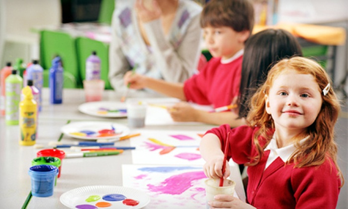 Red Bird Art Studio - Argyle: 25 for $50 Toward Children's Art Classes or Birthday Party at Red Bird Art Studio