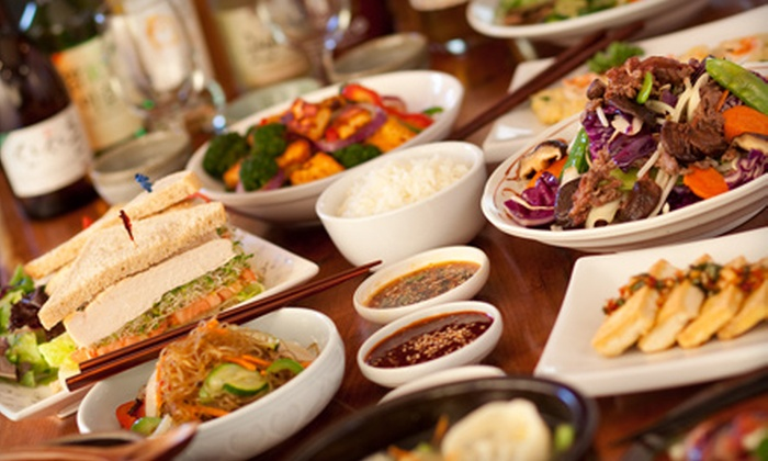 Mago Cafe - Sedona: $15 for $30 Worth of Korean Fare and Drinks at Mago Cafe in Sedona
