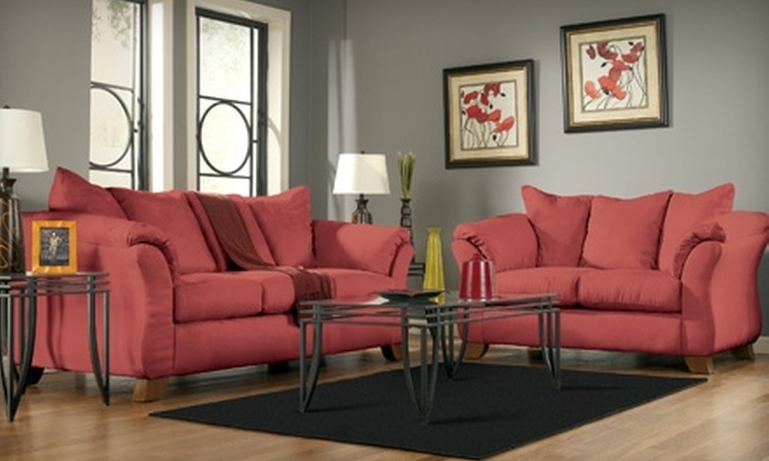 Ashley Furniture HomeStore  - Multiple Locations: $35 for $100 Worth of Furniture at Ashley Furniture HomeStore