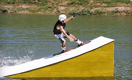 Cowtown Wakepark: 2-Hour Cable Pass with Equipment (Mon.-Fri.) - Cowtown Wakepark in Fort Worth